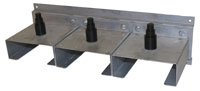 Tool Head Shelf for RCBS Pro Chucker 3 position